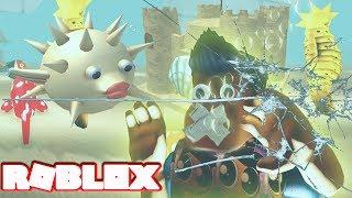 ROBLOX AQUARIUM SIMULATOR - Lets Play (Family Friendly Gaming)