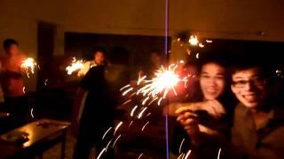 Tất Niên KTX 2011 - Phút giao thừa