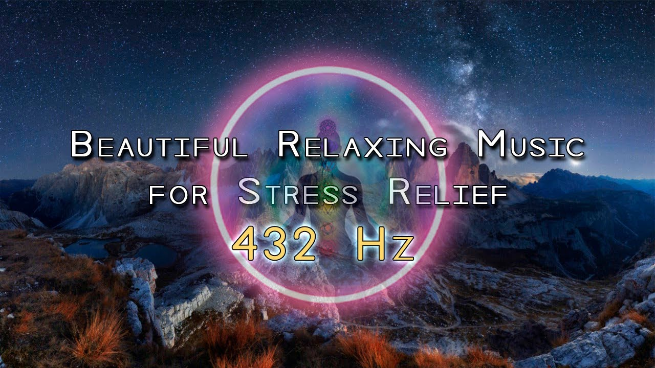 Beautiful Relaxing Music for Stress Relief △ Relax* Meditate* Sleep* Study*