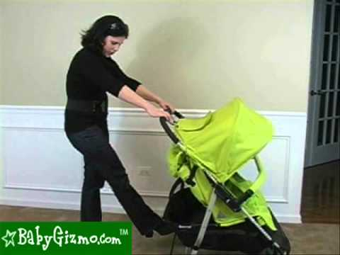 Baby Gizmo Joovy Scooter x2 Video Review