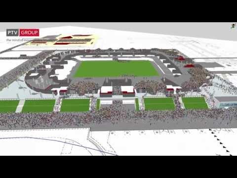 PTV Viswalk: Visitors leaving concert site