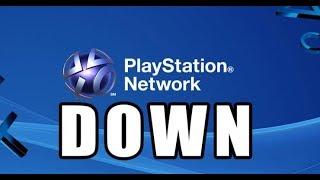 URGENTE!! SERVER PSN DOWN ! SERVIZI PLAYSTATION NETWORK OFFLINE !