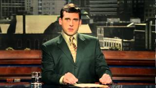 Bruce Almighty - Evan Baxter News Report (HD) Funny Scene Resimi