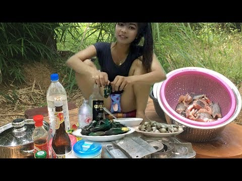 Thumbnail: Top 5 Viral Video Cooking-Amazing Cute Girl Cooking Viral Video 2017-How to Cook Five Kinds of Food