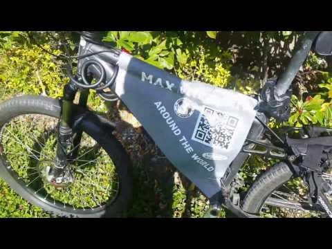 Как выбрать велосипед для кругосветного путешествия. Обзор из США.
