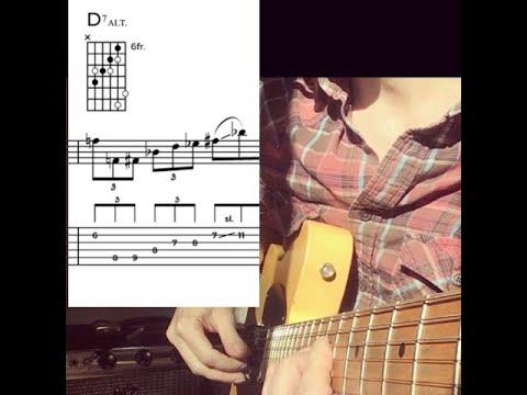 'Chord Yoga' : Melodic Minor (Re)harmonization concepts