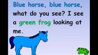 Brown Bear, Brown Bear, What Do You See - Read Aloud Story