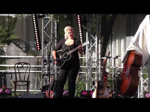 Miranda Sykes at Abbotsbury 2017
