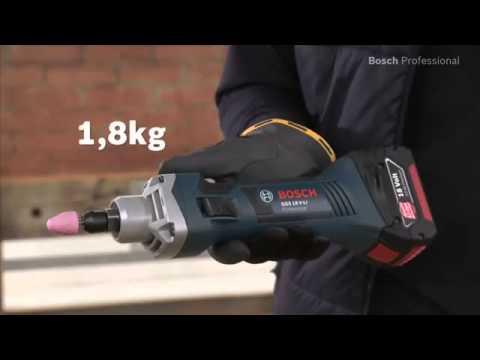 Bosch GGS 18 V LI Professional Cordless Straight Die Grinder