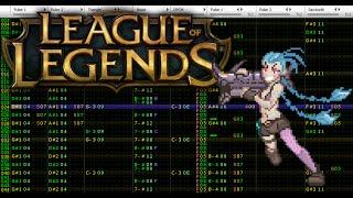 League of Legends - Get Jinxed [8-bit; VRC6]