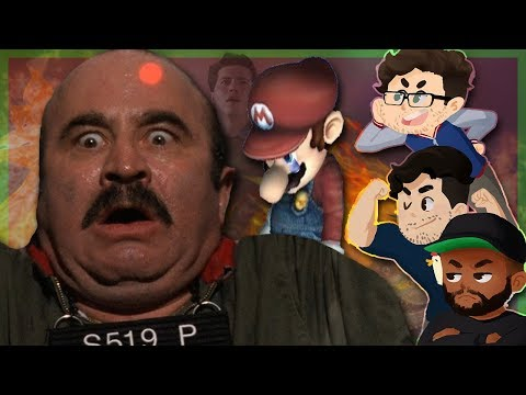 Super Mario Brothers: Is it really that bad? - The Combustibles - Austin Eruption