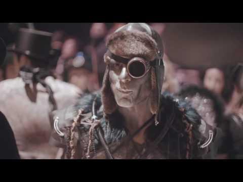 Corporate Event - Burning Man theme - Amsterdam 2016
