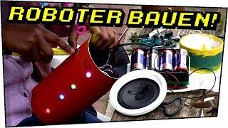 Die Kinder haben einen Roboter gebaut! - Do it Yourself #16