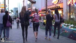 Stunning CS girls, Sandy, Cindy Hope, Jessica Moore and Madison Parker in L.A (PART 1)