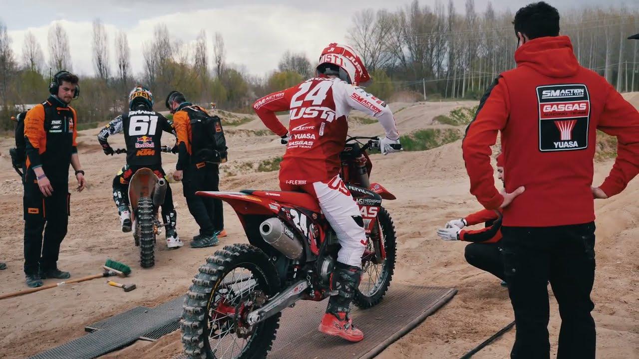 Mantova RD 3 Italian Pre-Season Races - Kevin MX