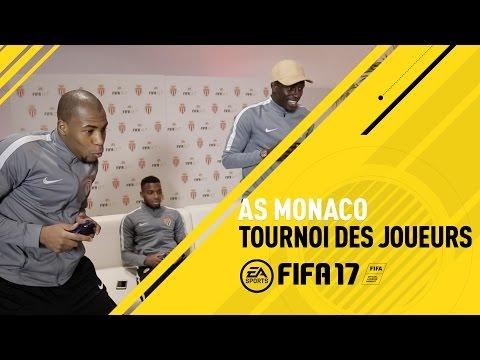 FIFA 17 - Tournoi des Joueurs de l'AS Monaco