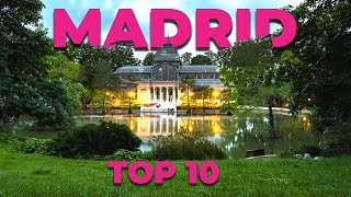 MADRID TOURIST ATTRACTIONS: Madrid Travel Guide. Things to do in Madrid (Spain)