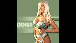 Порно актриссу Никки Бенц Nikki Benz жестко изнасиловали.