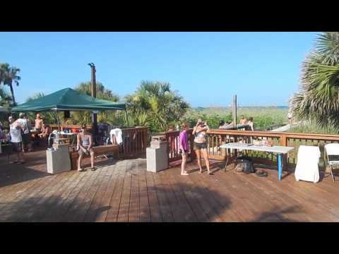 DJ Sandy @ Aquatic Bass 6.5 in Coco Beach, Florida