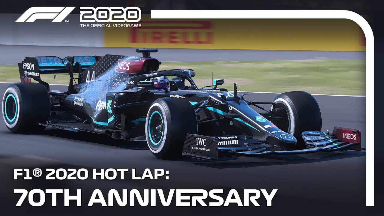 F1 2020: Hot Lap 70th Anniversary Silverstone