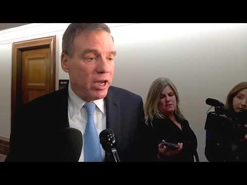BBN interviews US Senator Mark Warner on US corporate tax repatriation for infrastructure investment