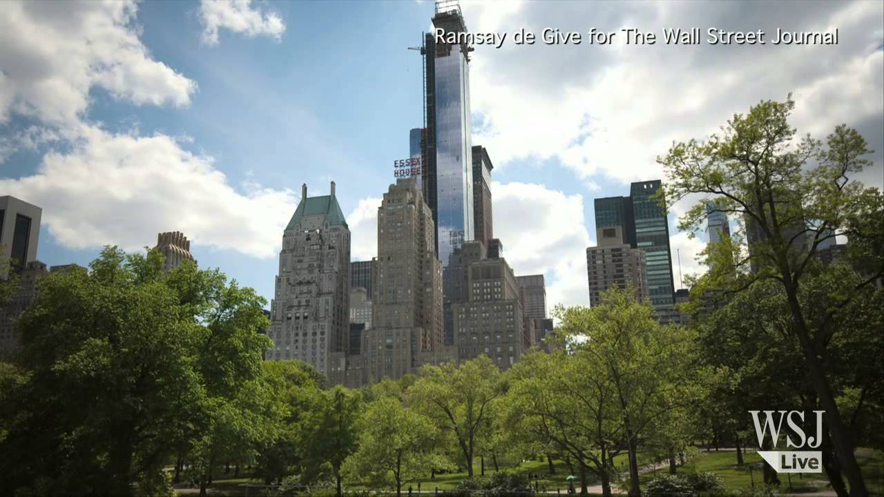 Inside One57 New Yorks Most Glamorous New Building  YouTube