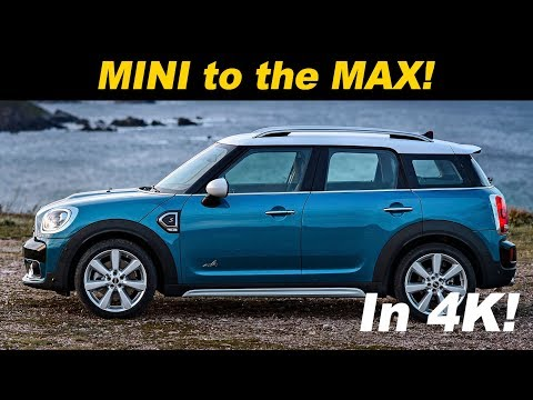 2018 MINI Countryman  and Road Test In 4K UHD