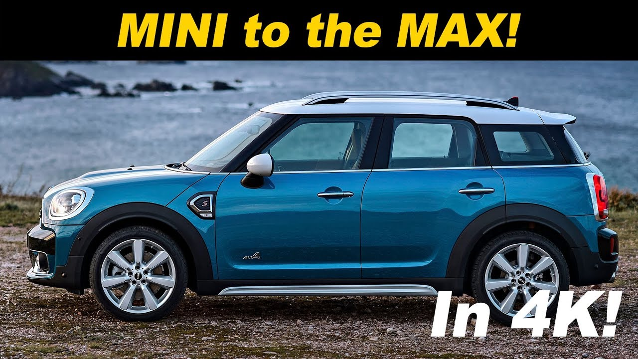 2018 Mini Cooper >> 2018 MINI Countryman Review and Road Test In 4K UHD - YouTube