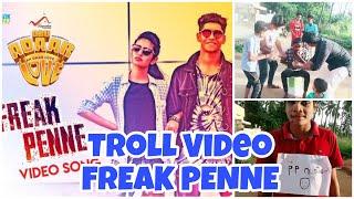 Our adaar Love Freak Penne Troll Song Video