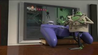 Flushed Away Game Commercial