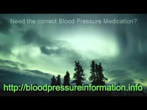 Blood Pressure Medication