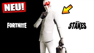 Fortnite WILD CARD SKIN | GETAWAY LTM | HIGH STAKES EVENT - Fortnite Battle Royale | DerFruchtzwerg