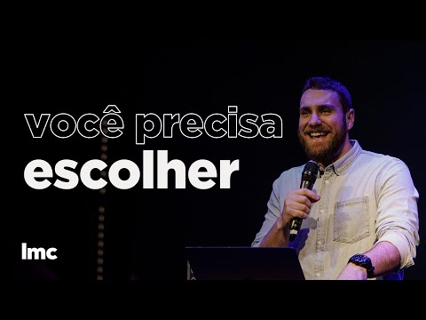 VOCÊ PRECISA ESCOLHER - ANDRE FERNANDES | LAGOINHA MIAMI CHURCH