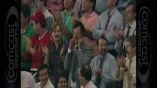 Comcast Sports Nite Jim Cornelison and Wayne Messmer, Blackhawks anthem tradition.