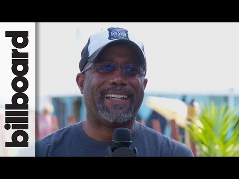 Darius Rucker Talks Move from Singing to Acting | Faster Horses 2017