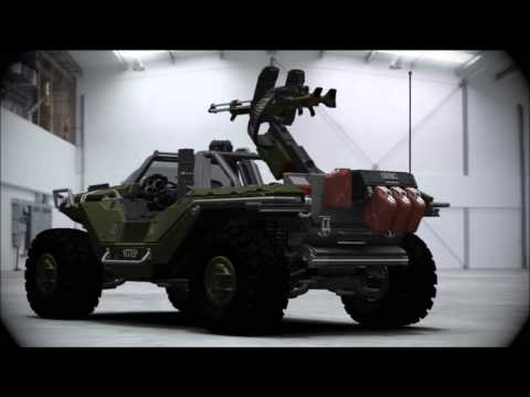 """How to unlock the Halo Warthog in Forza Motorsport 4, plus """"Outta Time"""" Achievement"""