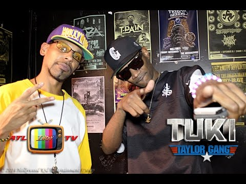 """""""Everywhere Like Air With Hollywood Kid"""" Featuring Taylor Gang's, Tuki Carter"""