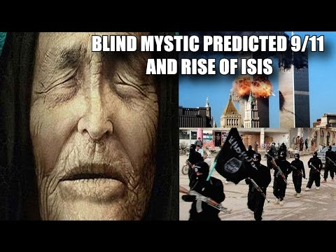 12 SHOCKING PREDICTIONS BY BABA VANGA THE BLIND CLAIRVOYANT