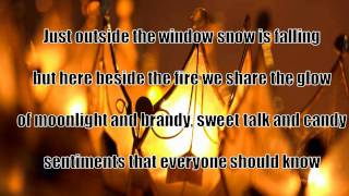 """Billy Squier:  """"Christmas is the Time to Say I Love You"""" Lyrics & Slideshow"""