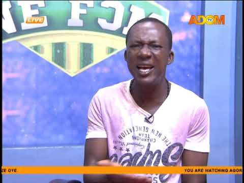 Ghana Football - Agoro Ne Fom on Adom TV (9-2-19)
