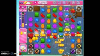Candy Crush Level 408 w/audio tips, hints, tricks