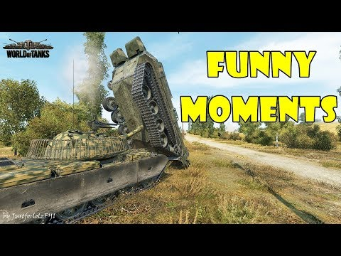World of Tanks - Funny Moments | Week 4 February 2018