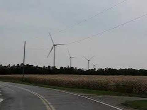 Lake Erie Wind Turbines 4