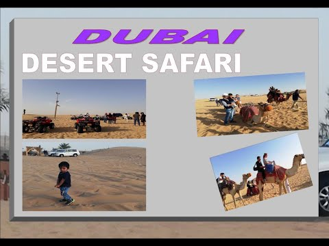 Dubai Desert Safari | DUBAI | Sighseeing places and Tourist attractions in Dubai