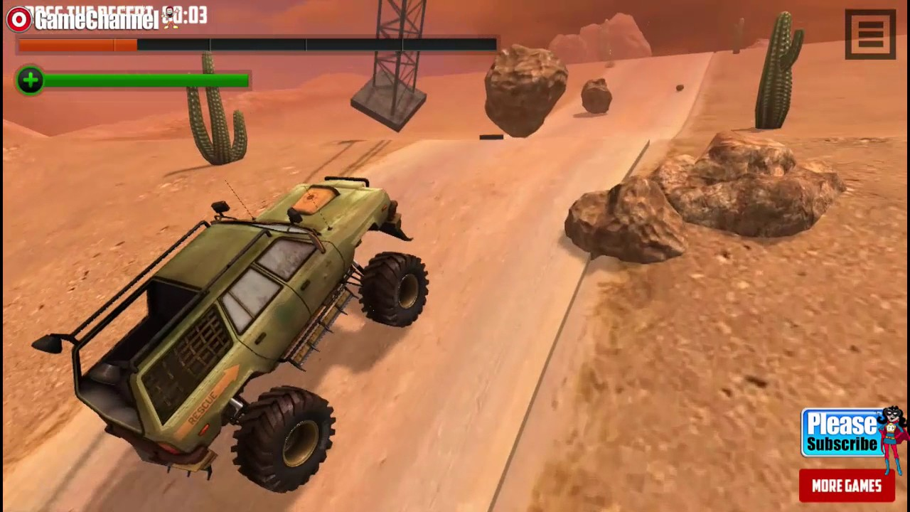 Get To The Chopper Action Monster Truck Cars Skill Games Videos Games For Kids Youtube Kids Games Youtube Video