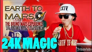 Earth To Mars - 24k Magic (2019 Promo Video)