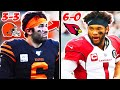 This Team Is UNBEATABLE! *MY REACTION* To Arizona Cardinals vs Cleveland Browns Week 6