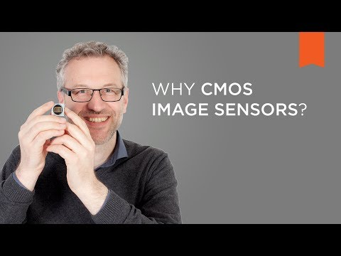 Why CMOS image sensors? – Vision Campus
