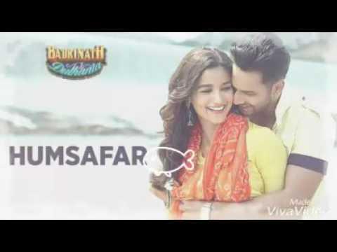 Hamsafar song (BADRINATH KI Dulhania)