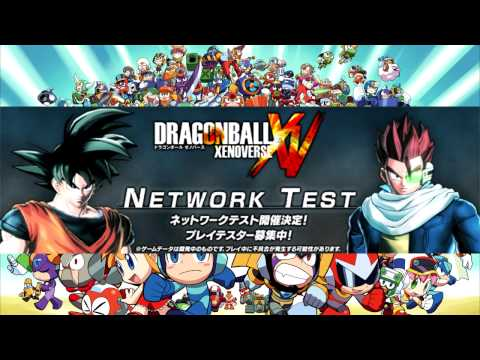 DRAGON BALL XENOVERSE NETWORK TEST! JAPANESE PSN ACCOUNT ONLY!